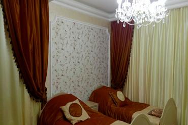 Евроремонт 2-х комнатной квартиры Ул. Унирий Принчипателор, 3.