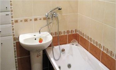 Instaltii sanitare si dus igienic.