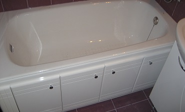 Экраны на ванну