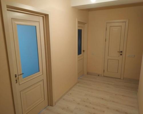 Euroreparatie de apartament cu 2 camere pe strada. Ungureanu 1A